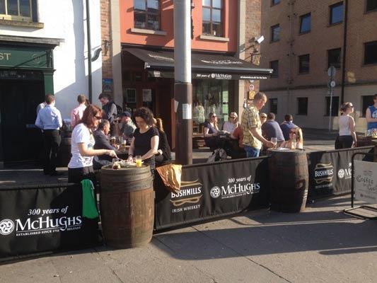 Mc Hughs Basement Bar - Belfast