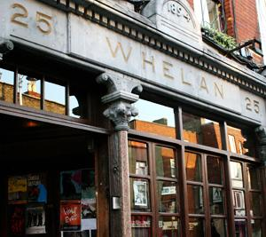 Whelan's Upstairs - Dublin