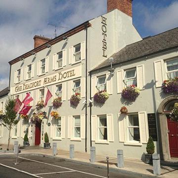 Headfort Arms Hotel - Co Meath