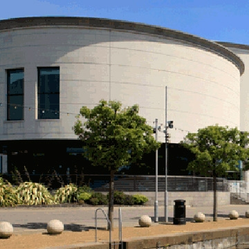 Island Arts Centre - Belfast