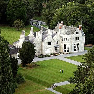 Lough Rynn Castle - Co Leitrim