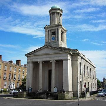 Pepper Canister Church - Dublin
