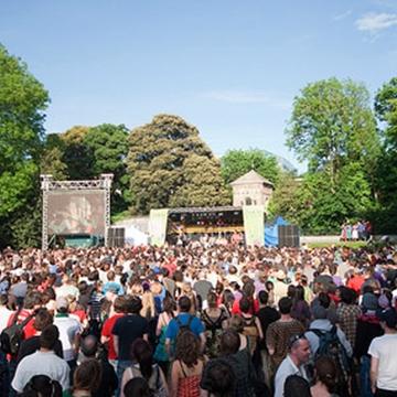 Iveagh Gardens - Dublin