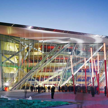 Bord Gais Energy Theatre - Dublin