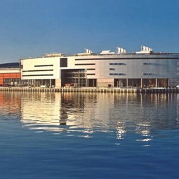 The SSE Arena - Belfast
