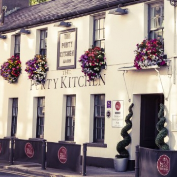 The Purty Kitchen - Co Dublin