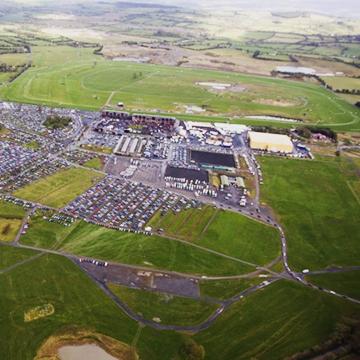 Punchestown Racecourse - Kildare