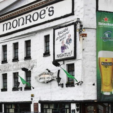 Monroe's Live - Galway