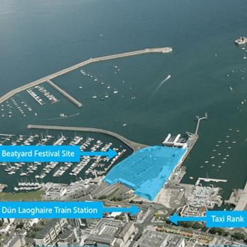 Dun Laoghaire Harbour - Co Dublin