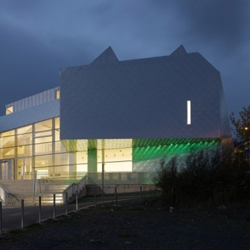 The Regional Cultural Centre - Co Donegal