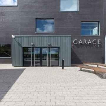The Garage Theatre - Co Monaghan