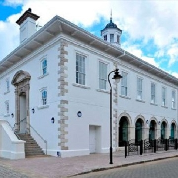 The Old Courthouse Theatre - Co Antrim