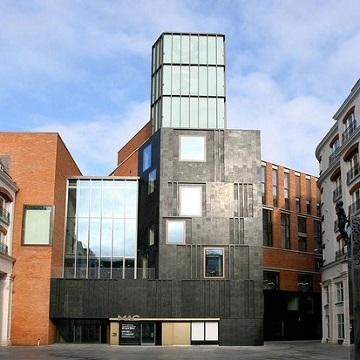 The MAC - Metropolitan Arts Centre - Belfast