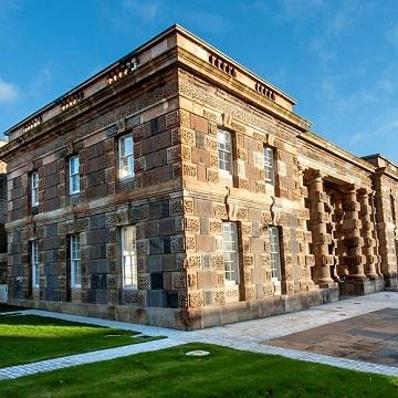 Crumlin Road Gaol - Belfast