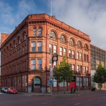 The Telegraph Building - Belfast