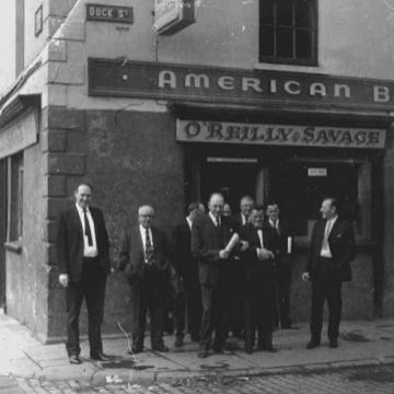 The American Bar - Belfast