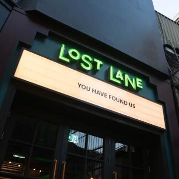 Lost Lane - Dublin
