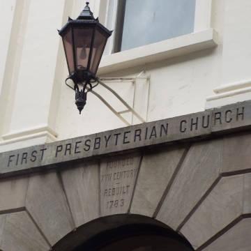 First Presbyterian Church - Belfast