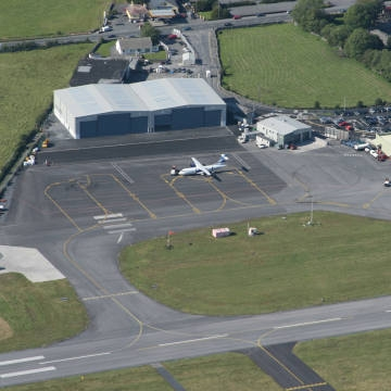 Galway Airport - Co Galway