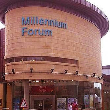 Millennium Forum Centre - Derry